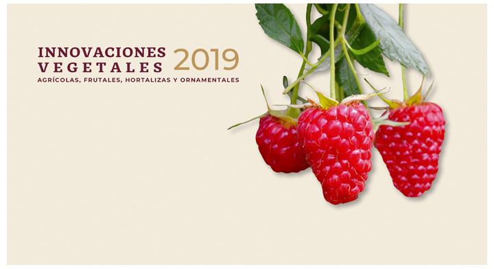 Portada Innovaciones Vegetales 2019