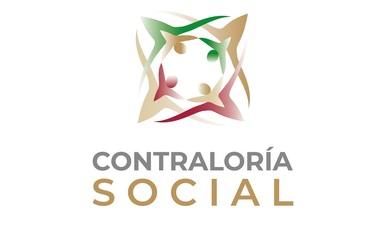 Logo de la Contraloría Social del PROREST 2020 ETM.