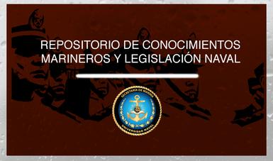 Repositorio de Conocimientos Marineros y Legislación Naval