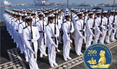 200 años de la Armada de México