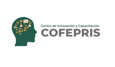Logo del Centro de Innovación y Capacitación COFEPRIS