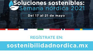 Soluciones Sostenibles, Semana Nórdica 2021