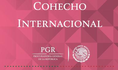 Cohecho internacional