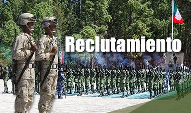 Personal militar del Ejército Mexicano.