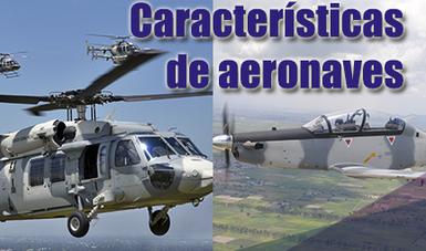 Aeronaves de la Fuerza Aérea Mexicana.