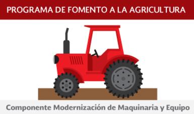 Componente de Modernización de Maquinaria y Equipo