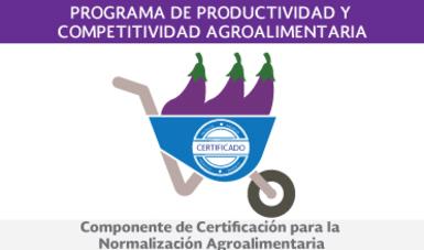 Componente de Certificación para la Normalización Agroalimentaria