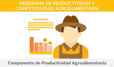 Componente de Productividad Agroalimentaria