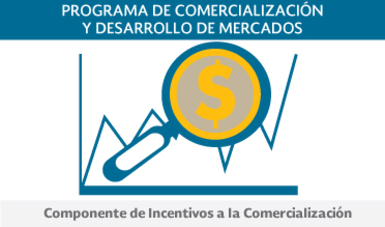 Componente de Incentivos a la Comercialización