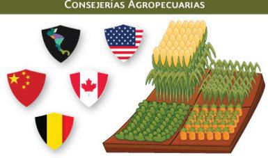 Consejerías Agropecuarias