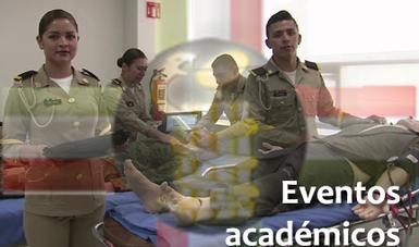 Cadetes del Sistema Educativo Militar.