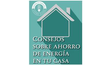 Consejos sobre ahorro de energía en tu casa
