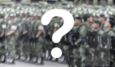 Militares del Ejército y Fuerza Aérea Mexicana.