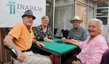 Centros Culturales del INAPAM