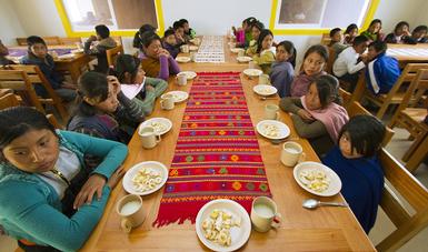 Casa del Niño Indígena