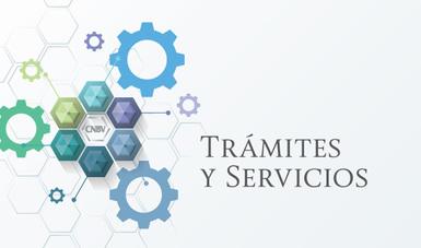 Trámites y Servicios