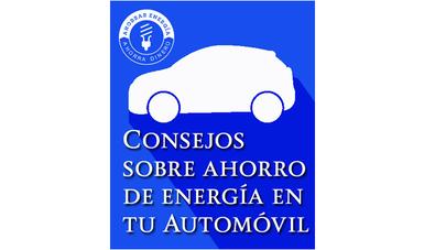 Consejos sobre ahorro de energía en tu Automóvil