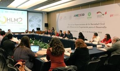 Foro de las OSC sobre Eficacia de la Cooperación para el Desarrollo