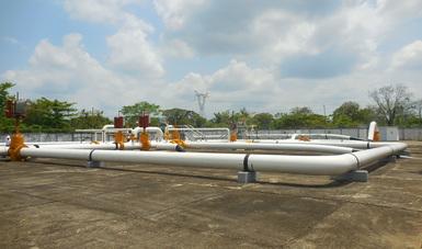 Plan Quinquenal de Gasoductos