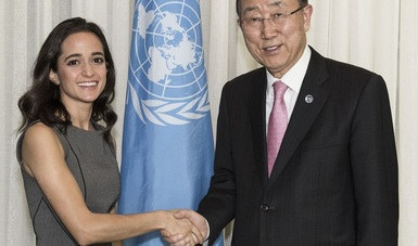 Delegados Juveniles ONU