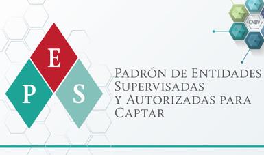 Padrón de Entidades Supervisadas y Autorizadas para Captar