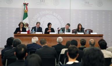 """Presentación de libro """"México y el multilateralismo del siglo XXI"""""""