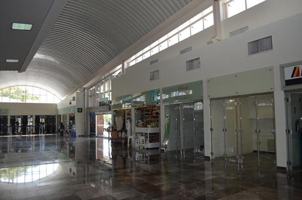Servicios de Arrendamiento, locales en aeropuertos