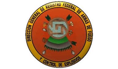 Dirección General del Registro Federal de Armas de Fuego y Control de Explosivos.