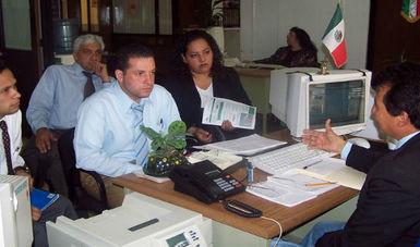 Asesor laboral y trabajadores