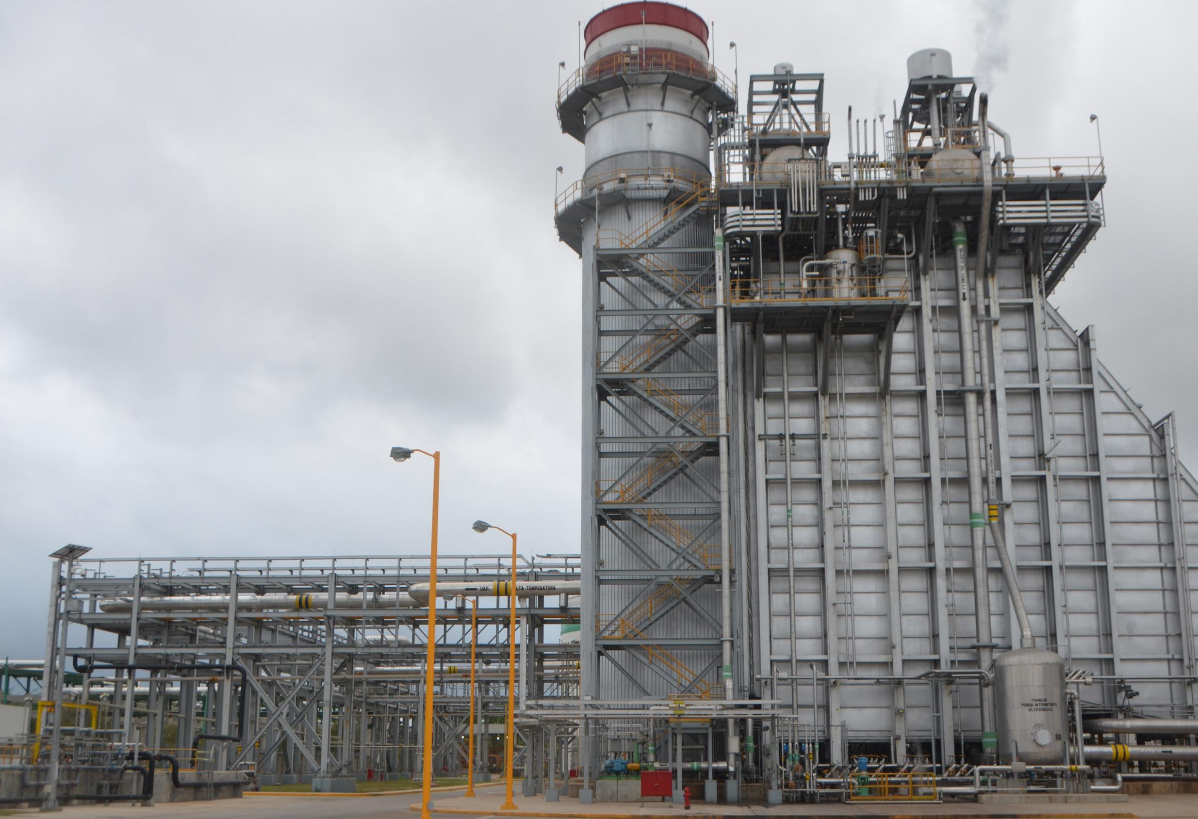 La construcción y equipamiento de la Planta de Cogeneración Nuevo Pemex fue apoyada a través de en un crédito sindicado en el que participó Banobras