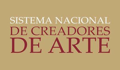 Sistema Nacional de Creadores de Arte