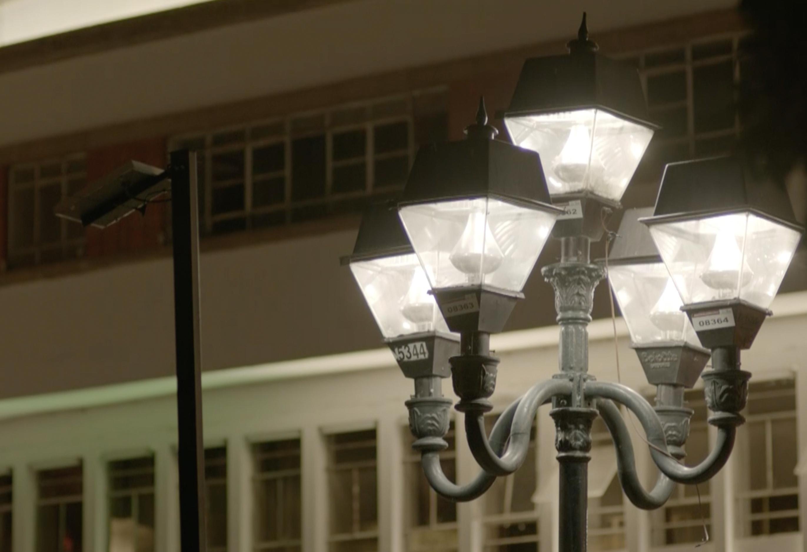 Nuevas luminarias ecológicas o ahorradoras en Durango