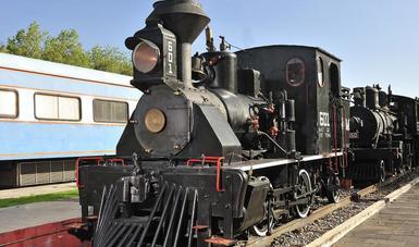 Patrimonio Cultural Ferrocarrilero