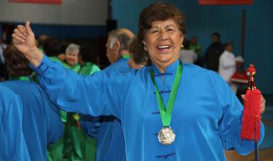 Actividad física y deporte en Adultos Mayores