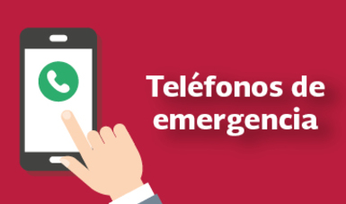 Teléfonos de emergencia de la red consular de México en resto del mundo