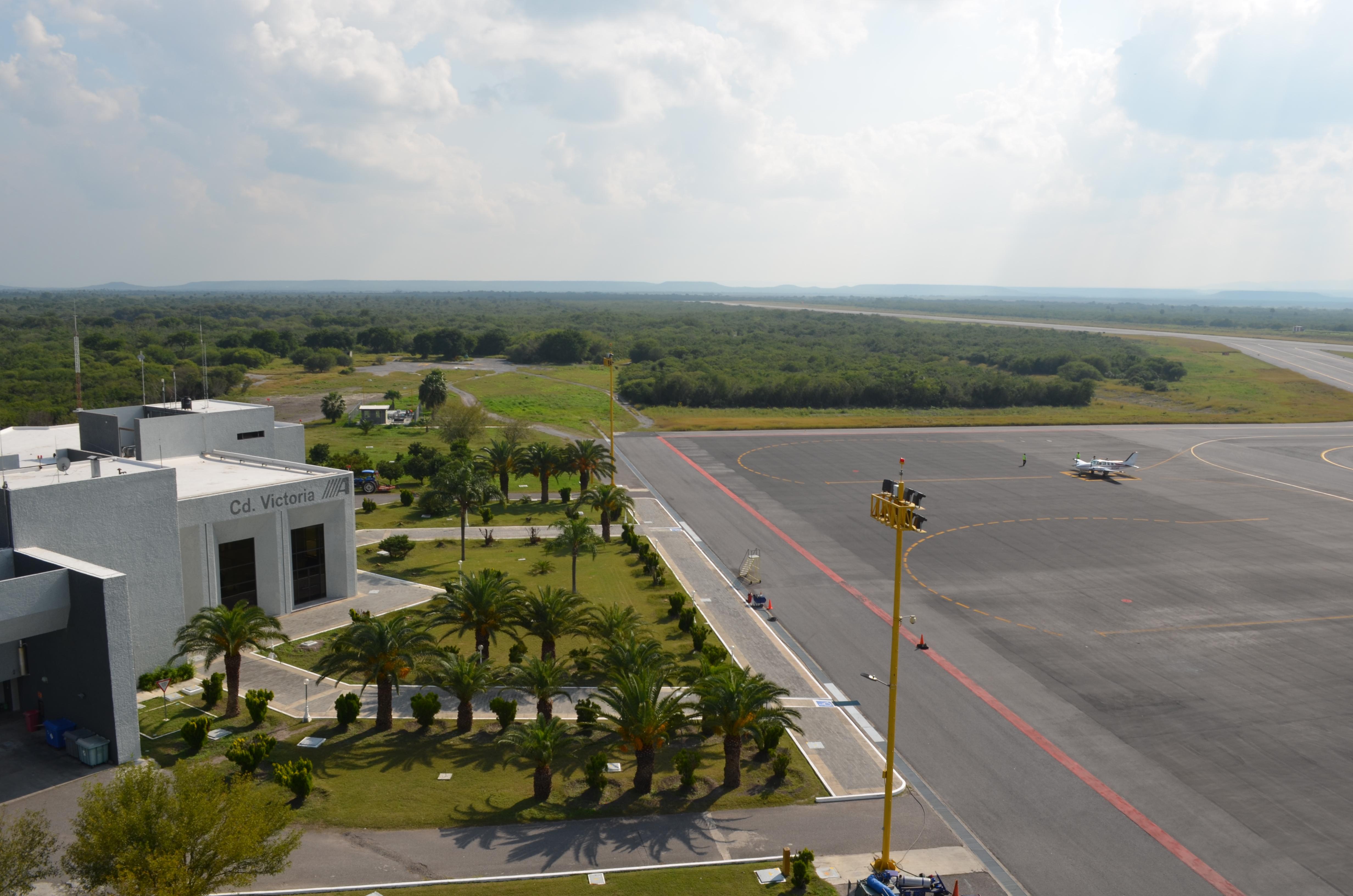 Aeropuerto de Cd.Victoria,Tamaulipas