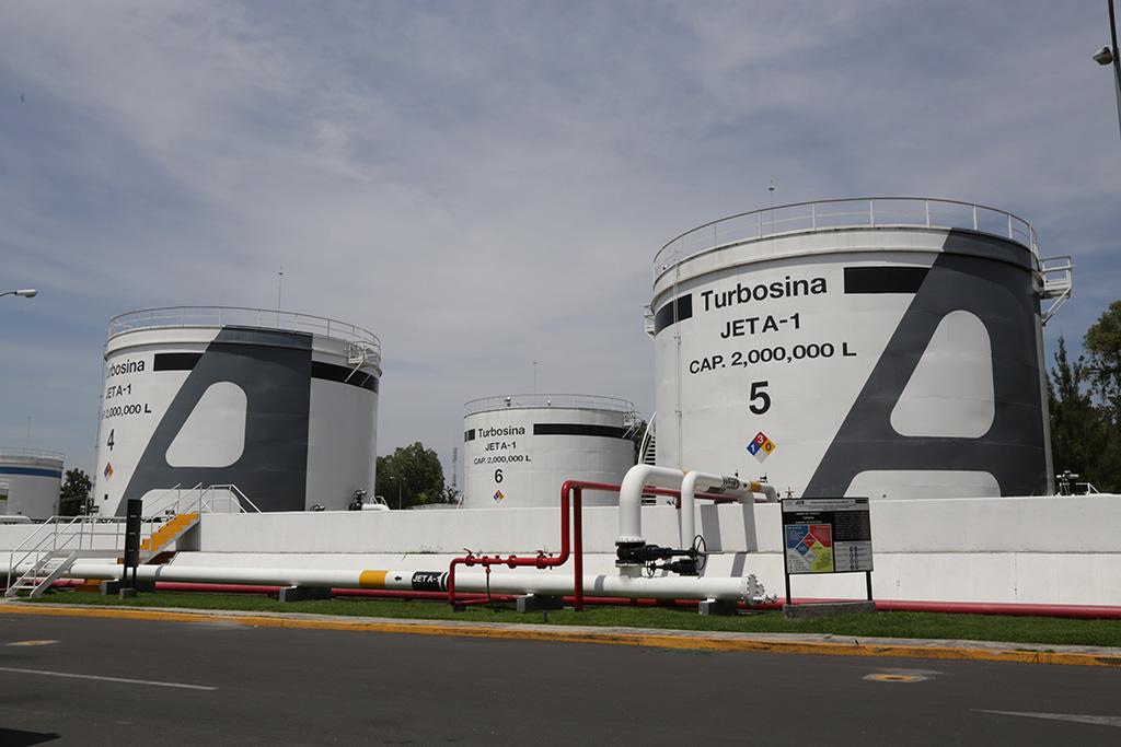 Combustibles, Planta Cd. de México
