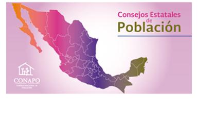 Consejos Estatales de Población