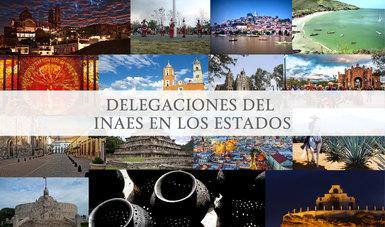 Directorio Delegaciones INAES