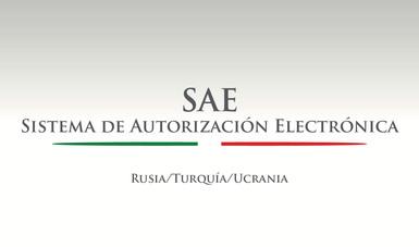 Sistema de Autorización Electrónica