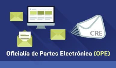 Oficialía de Partes Electrónica (OPE)