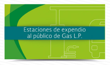 Estaciones Gas LP
