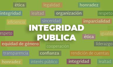 Integridad Pública