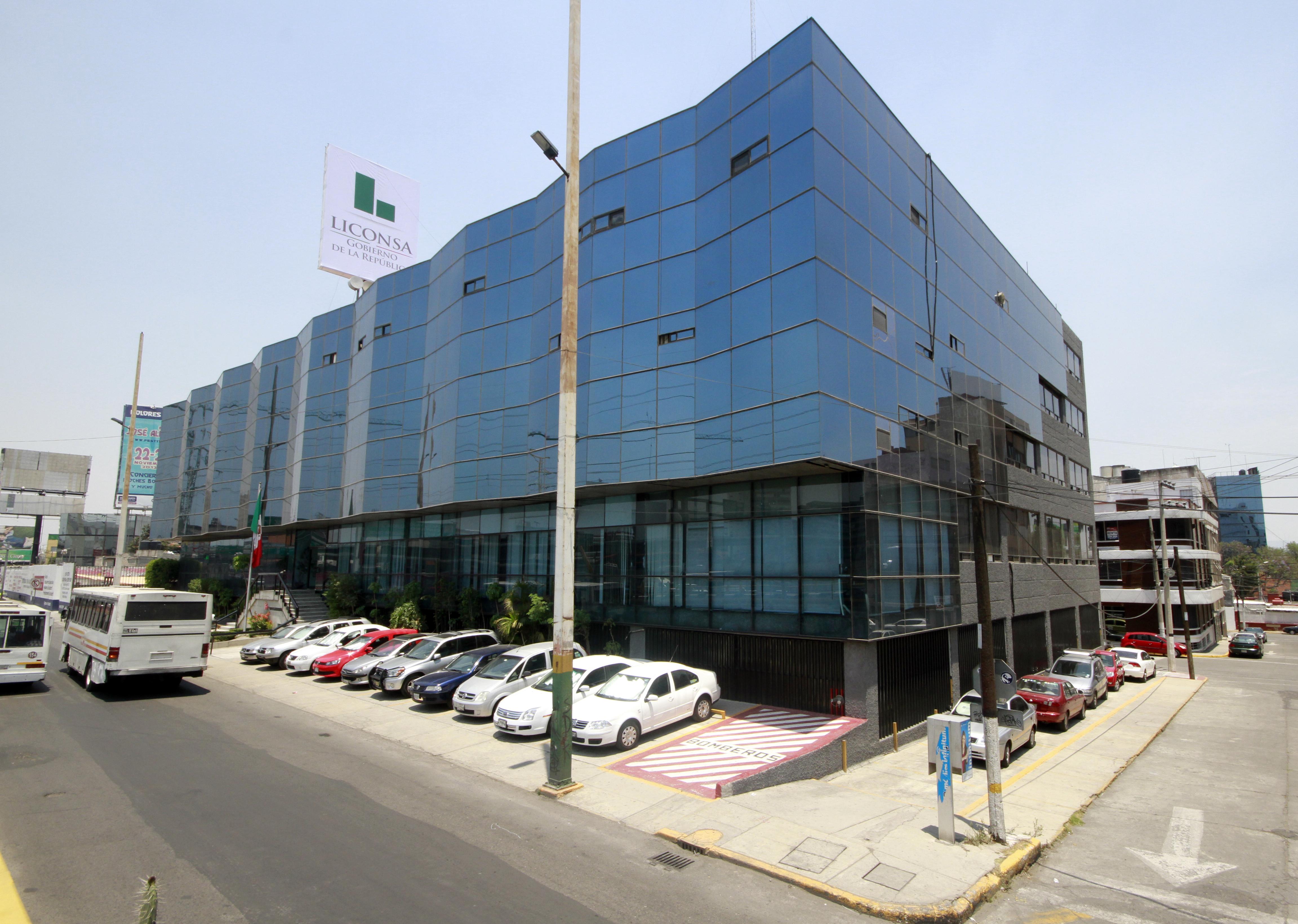Conoce liconsa liconsa s a de c v gobierno - Centros unico oficinas centrales ...