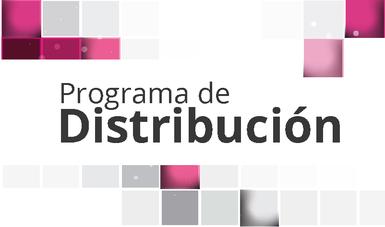 Programa de Distribución