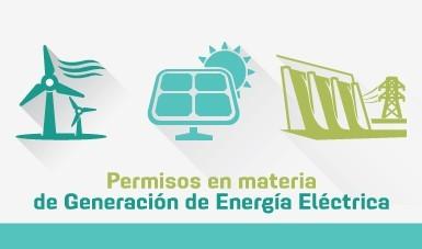 Solicitudes de permisos generación eléctrica