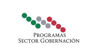 Gráfico alusivo a los programas sectoriales de la Secretaría de Gobernación