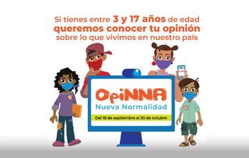 """Convocatoria a participar en OpiNNA """"Nueva Normalidad"""""""