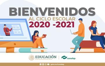Con clases en línea inicia CONALEP el ciclo escolar 2020-2021.