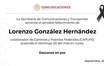 Lorenzo González Hernández